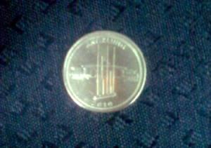 uang logam baru 1000